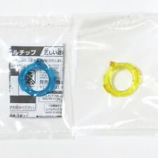 Beyblade Burst Level Chip Blue Clear Yellow Takara Tomy