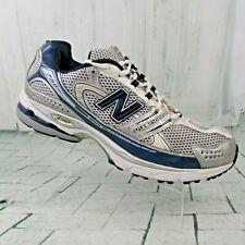 d93ed9dc33534 New Balance 758 MR758CU Men's Lace Up Blue/Silver Running Shoe Size US14