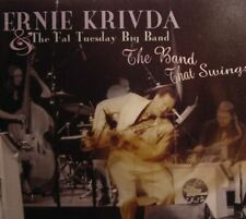 Krivda, Ernie / Fat Tuesday Big Band : Band That Swings Jazz 1 Disc Cd
