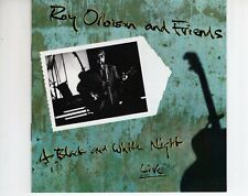 CD ROY ORBISON AND FRIENDSa black and white night liveUK 1989 EX+  (B4273)