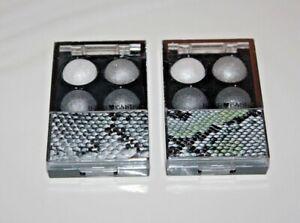 Hard Candy Mod Quad Baked Eye Shadow #712 Smoke & Mirrors Lot Of 2 Sealed