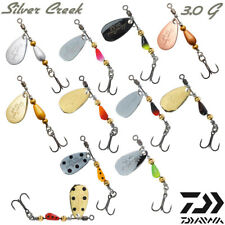 Daiwa Silver Creek 3 g Trout spinner various colors