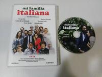 MI FAMILIA ITALIANA CRISTINA COMENCINI JORDI MOLLA DVD ESPAÑOL ITALIANO