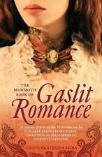 NEW - The Mammoth Book of Gaslit Romance