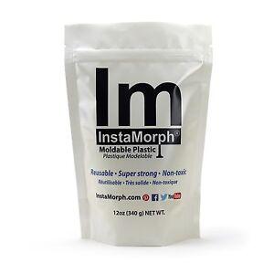 InstaMorph Moldable Plastic - 12 oz
