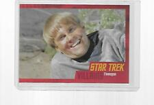 2013 RITTENHOUSE STAR TREK HEROES & VILLAINS PARALLEL FINNEGAN #32