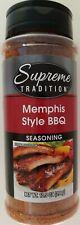 Memphis Style BBQ Seasonings 10.5 oz Shaker