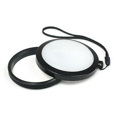 Photography Mennon 52 mm White Balance Lens Cap Custom WB Filter for SLR Camera