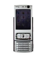 NOKIA 3G N95 WiFi GPS 5MP Deep plum (Unlocked) CELL PHONE Free Shipping