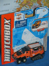 MATCHBOX 60 ANNIVERSARY MBX JUNGLE EXPEDITION TRUCK **BRAND NEW & RARE**