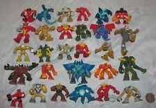 "Lot of 28 original Gormiti Figures 2"" tall"