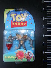 Action FIGURE TOY STORY Anti-Buzz Gig Disney Rare Pixar Mattel