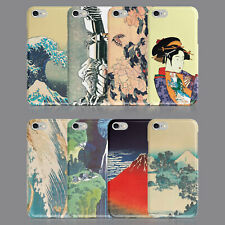 AESTHETIC HOKUSAI JAPAN ART PHONE CASE FOR IPHONE 7 8 XS XR SAMSUNG S8 S9 PLUS