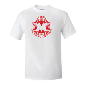 MATCHLESS-MOTORBIKE-TRIBUTE-MOTORCYCLE-BRITISH-CLASSIC-VINTAGE-WHITE-T-SHIRT