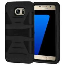 AMZER Double Layer Hybrid Hard Kickstand Case for Samsung Galaxy S7