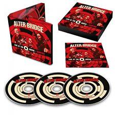 Alter Bridge - Live At The O2 Arena + Rarities (NEW 3 x CD Album)