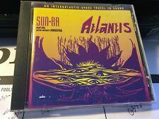 SUN RA - Atlantis CD