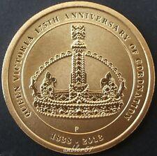 """**2013 Australian """"175th Anniversary of Queen's Victoria Coronation"""" $1 UNC**"""