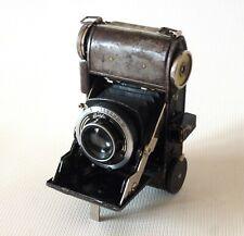 BALDA Baldina Vintage RF Folding Camera 35mm Compur+ Radionar 2.9/50