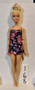 Mattel Barbie Doll 2015 Jointed Articulated Poseable