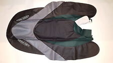 Hydro-Turf In Stock - Seat Cover - SeaDoo RXP (04-08) - Black/Gray/Dark Green