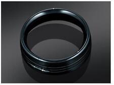 Kuryakyn - 7276 - 7 Headlight Trim Ring (Gloss Black) 1983-2013 Harley