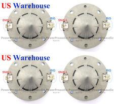 4pcs Replacement Diaphragm For JBL 2408 2408H PRX MRX VT Series Horn Driver US