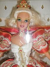 1997 HAPPY HOLIDAY BARBIE BLONDE HAIR COLLECTORS CLUB DOLL
