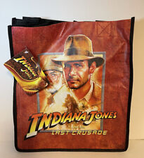 Indiana Jones and the Last Crusade Movie Poster Bag