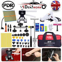 2020 UK 46pcs PDR Tools Car Paintless Repair Dent Puller Lifter Dent Removal Kit