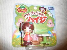 MINI DOLL FIGURE HEIDI A GIRL OF THE ALPS KOEDA CHAN TAKARA TOMY JAPAN (CANDY)