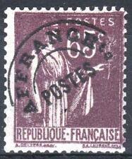 "FRANCE STAMP TIMBRE PREOBLITERE 73 "" PAIX 65c VIOLET-BRUN "" NEUF xx TB  P077"
