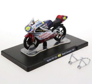 Motor Model 1:18 Aprilia rs 125 46 world champion 1997 30503 Toy Collection