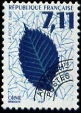 """FRANCE PREOBLITERE TIMBRE STAMP N° 239 """" FEUILLE D'ARBRE ORME 7,11F"""" NEUF xxLUXE"""