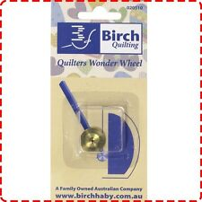 Birch Quilter's Wonder Wheel - Tracing Pattern Marking Pen Seam Guide Ruler