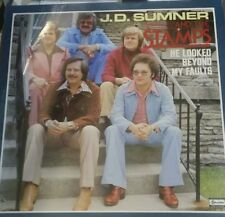 J D Sumner And The Stamps He Looked Beyond My Faults Southern Gospel Lp 22S