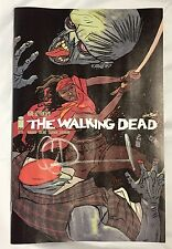 IMAGE COMICS THE WALKING DEAD #150 LATOUR COVER SIGNED BY CHARLIE ADLARD w/COA
