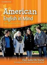 AMERICAN ENGLISH IN MIND STARTER CLASS AUDIO CDS (3) by PuchtaHerbert (2010, CD)