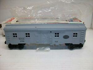 O Scale Lionel 6-5735 New York Central Bunk Car LN/Box