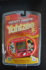 Mickey Mouse Yahtzee Jr. Electronic Hand-Held Game