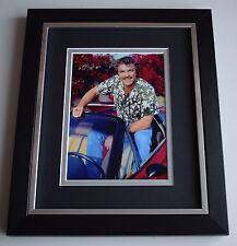 Tom Selleck SIGNED 10x8 FRAMED Photo Autograph Display TV Magnum Hawaii 5 0 COA