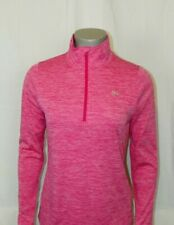 Women's Under Armour Heatgear 1/2 Zip Loose-Fit New With Tags