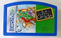 Leapster - First Grade - Game Cartridge Learning Leap Frog - Leap, Lilly, Tad