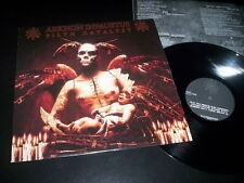 """Arkhon Infaustus """"Filth Catalyst"""" LP inner Osmose productions France 2003"""