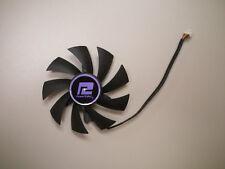 87mm Fan Powercolor HD7850 HD7870 Video Card Power Logic PLA09215D12H from USA