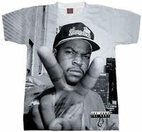Ice Cube Shirt Peace Sign.!Adult and Youth Sizes. Hip Hop Shirt. NWA. Shirt. Rap
