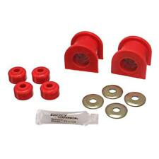 Energy Suspension Sway Bar Bushing Kit 8.5117R; 26mm Front Red for Toyota Trucks