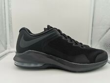Nike Air Max Alpha Trainer UK 9 Black Black Anthracite AA7060-009