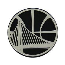 NBA Golden State Warriors Chrome 3D Sticker Decal Emblem Car Truck Made in USA