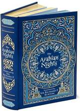 ARABIAN NIGHTS by Richard Francis Burton * Illustrated Collectible LeatherBound